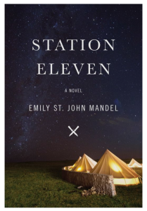 Station Eleven e-book cover