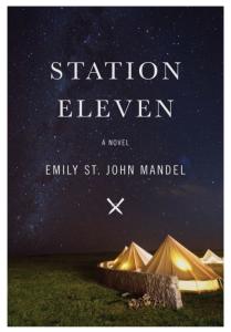 Station Eleven e-book cover