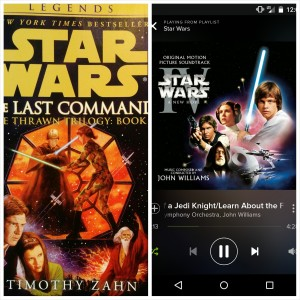 Reading and Listening to Star Wars