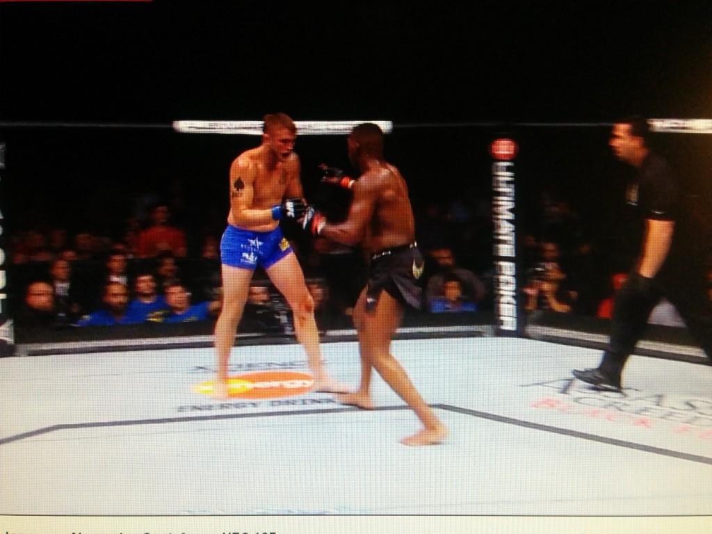 UFC: Jones vs Gustafsson