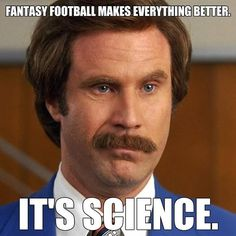 Fantasy Football.