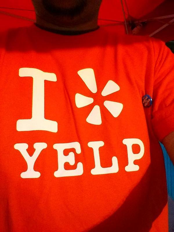 I Love Yelp