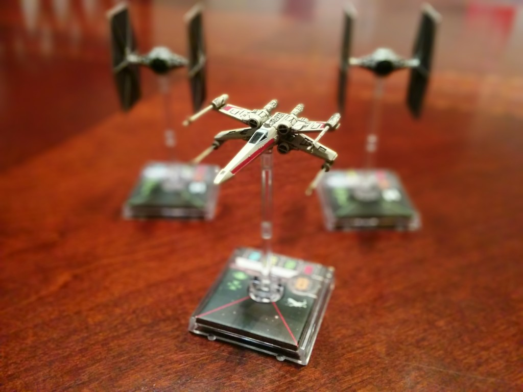 X-Wing Miniatures Game Core Set