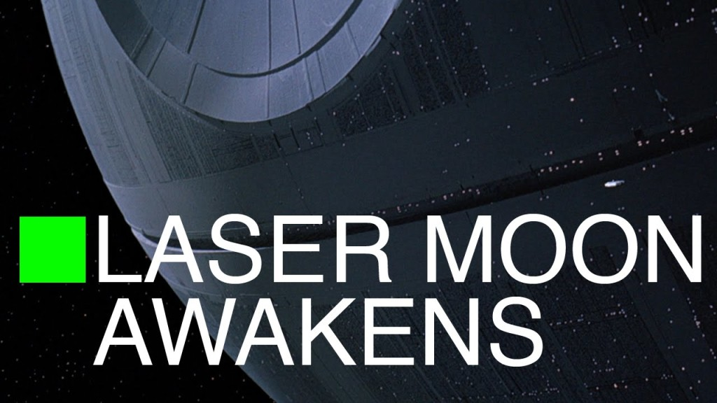 Laser Moon Awakens