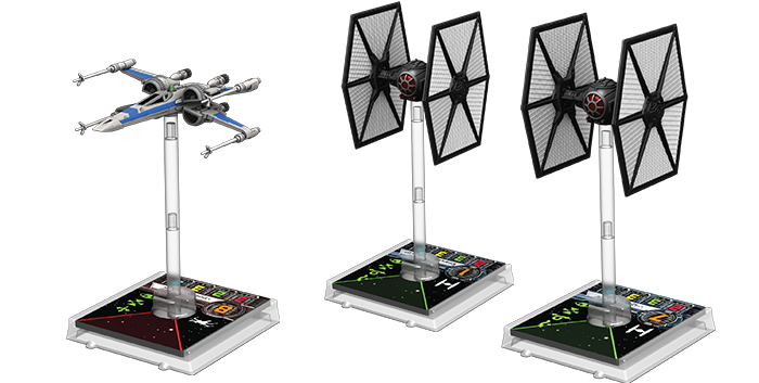 X-Wing Miniatures The Force Awakens Core Set