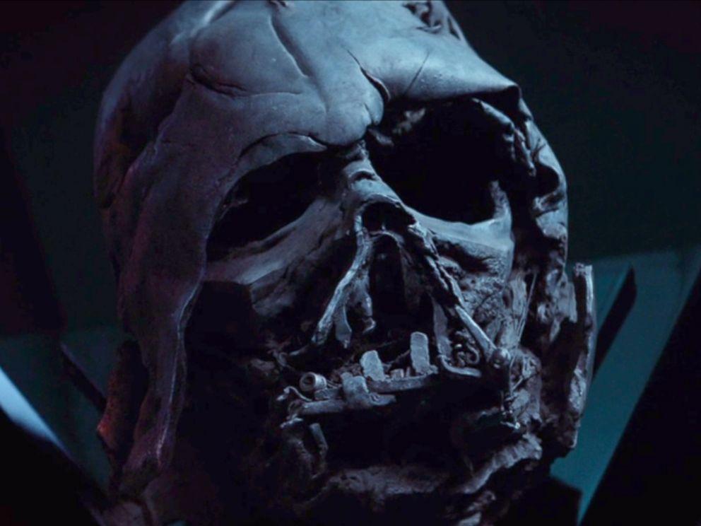 Star Wars The Force Awakens.