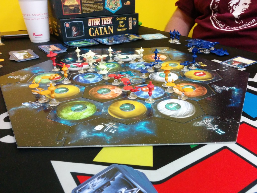 Star Trek Catan.