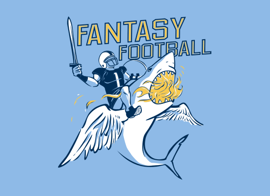 Fantasy Football ... not really.