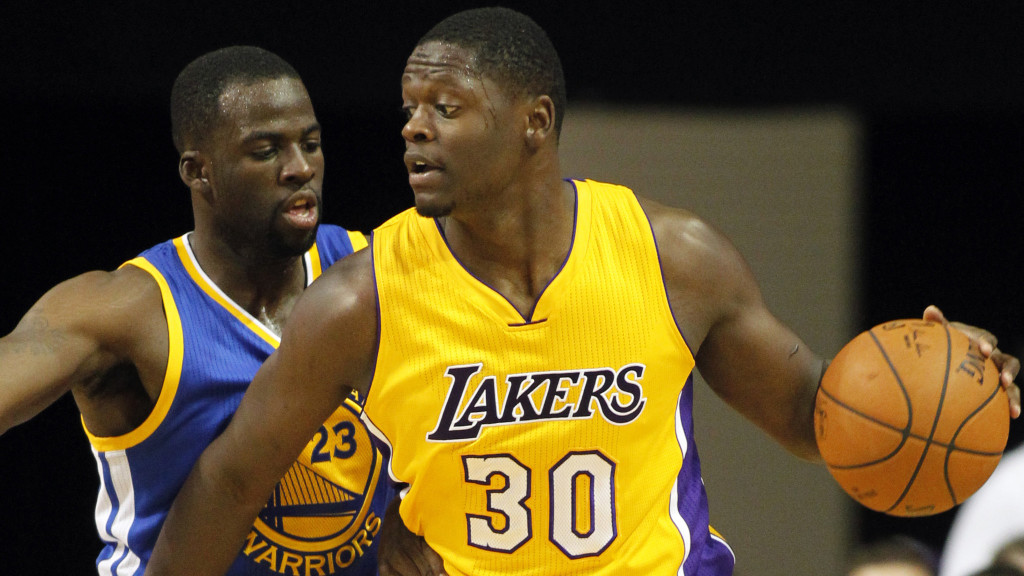 Lakers' Julius Randle