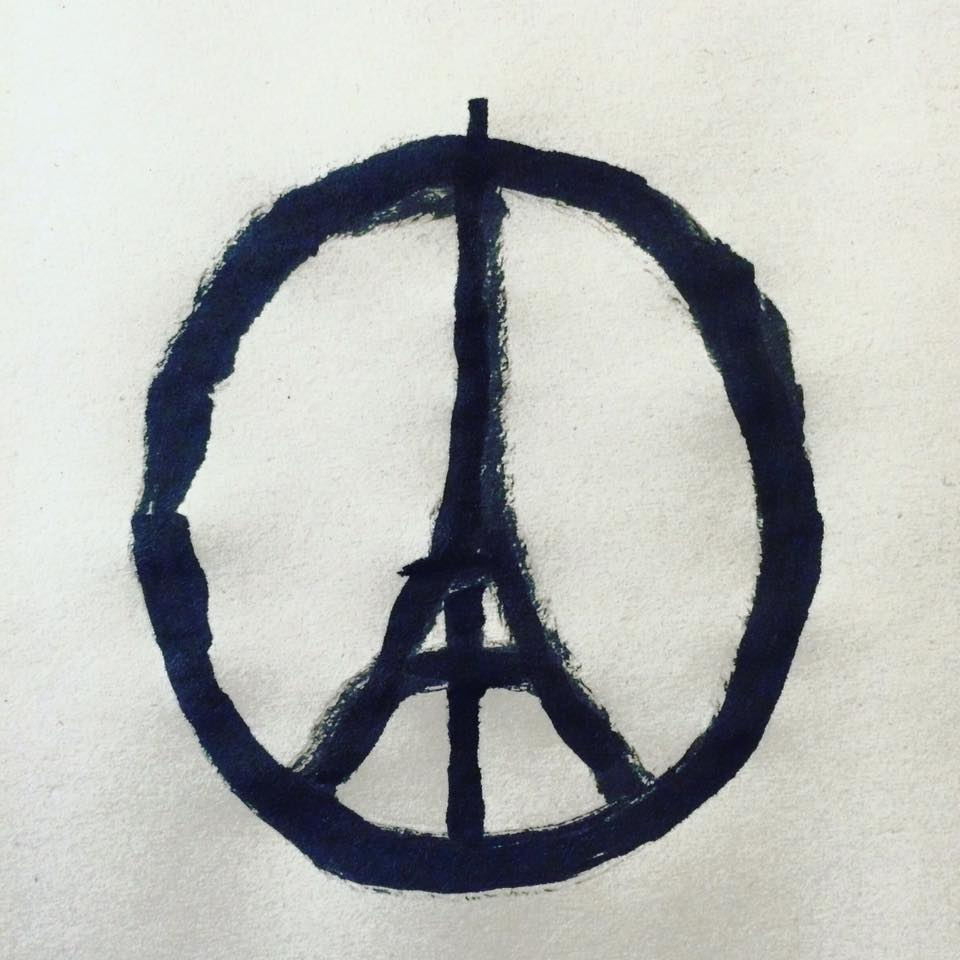 Paris. November 13, 2015.