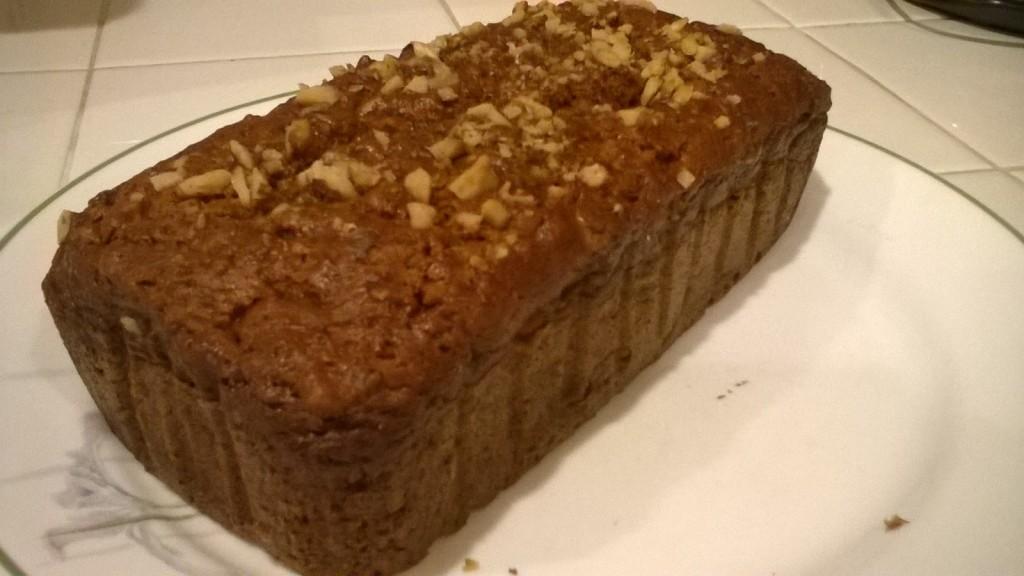 Persimmon Bread.