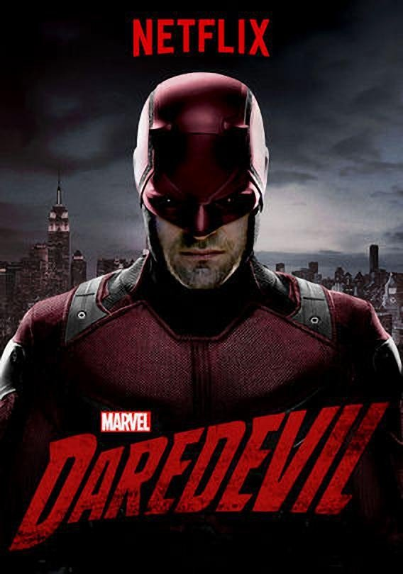 Daredevil on Netflix.