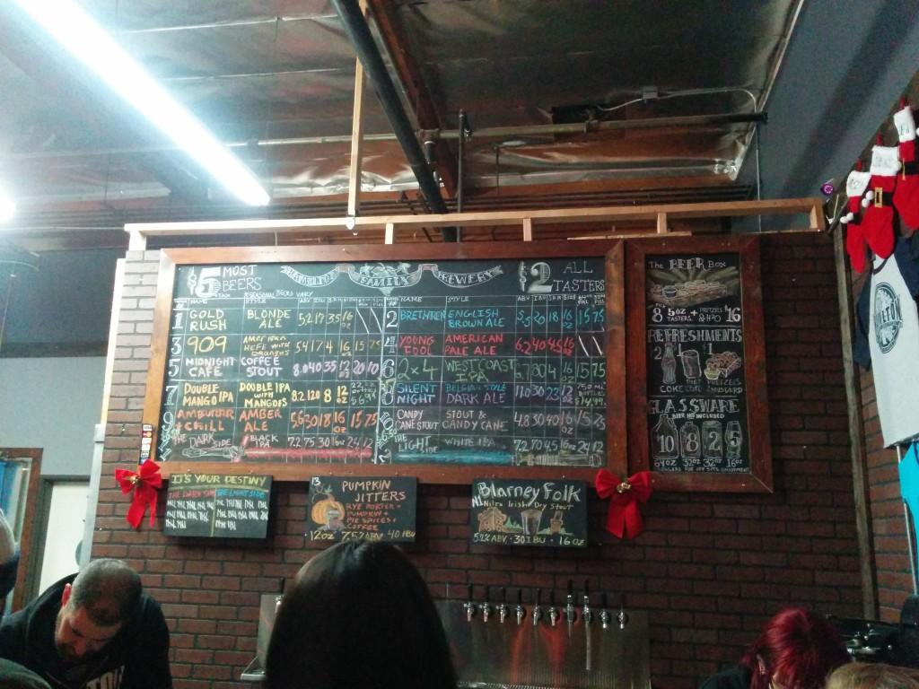 Hamilton Family Brewery