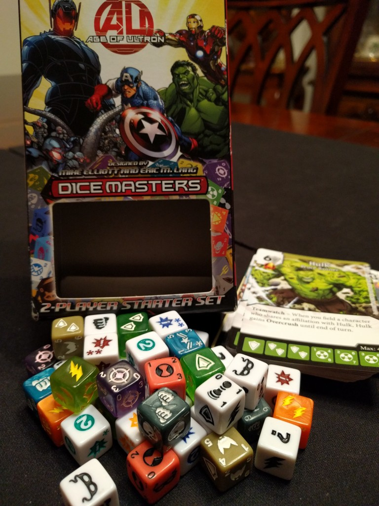 Dice Masters: Age of Ultron