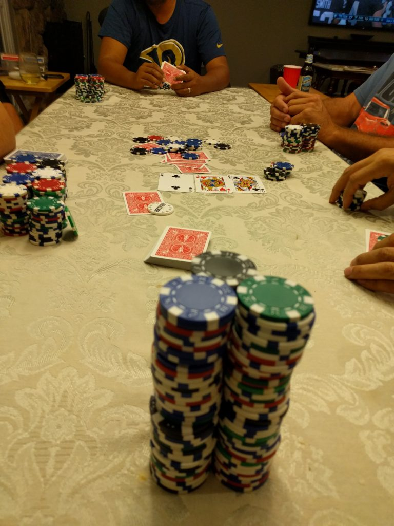 No Limit Texas Hold Em