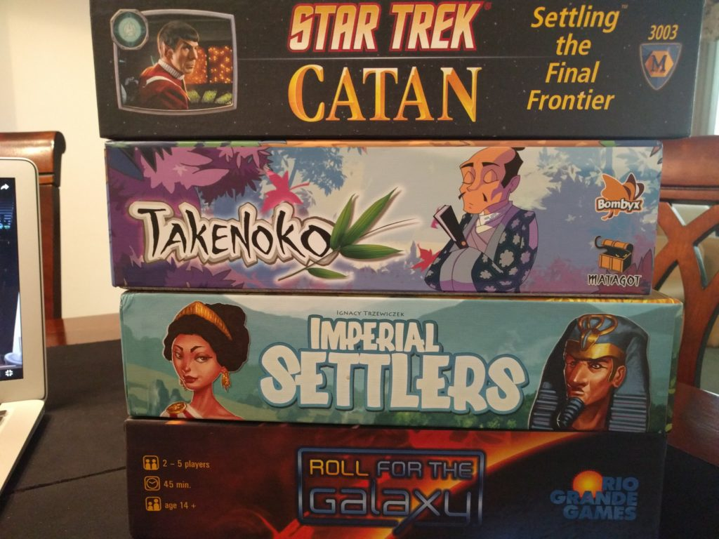 Games I Bought This Weekend